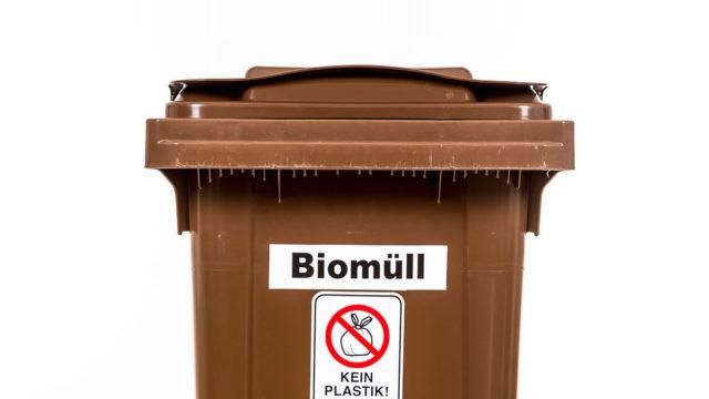 Biomülltonne